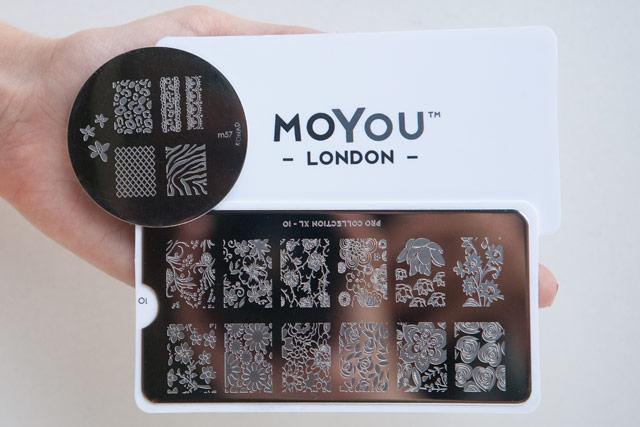 MoYou London stamping