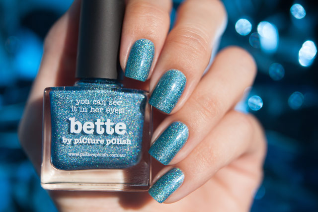 Picture Polish Bette
