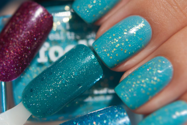 Picture Polish Lagoon Fool's Gold