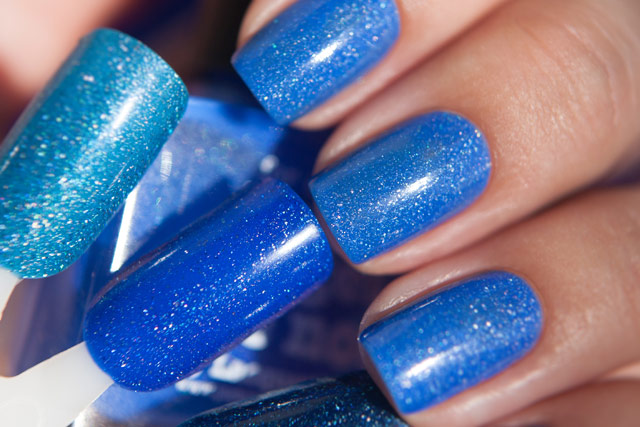 Picture Polish Freya's Cats Forget Me Not