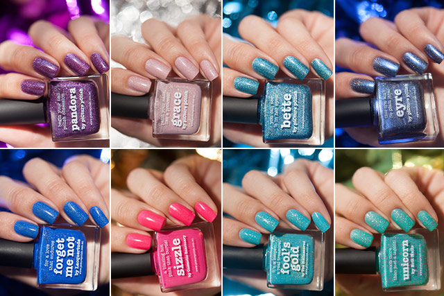 Picture Polish new shades 2014