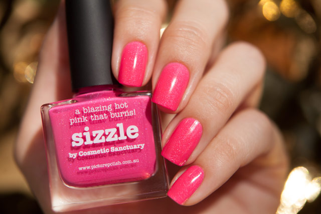Picture Polish Sizzle