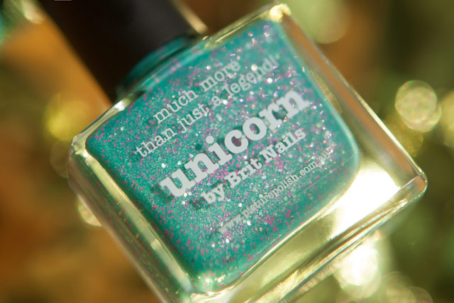 Picture Polish Unicorn