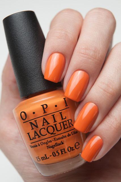 OPI Orange You Stylish!