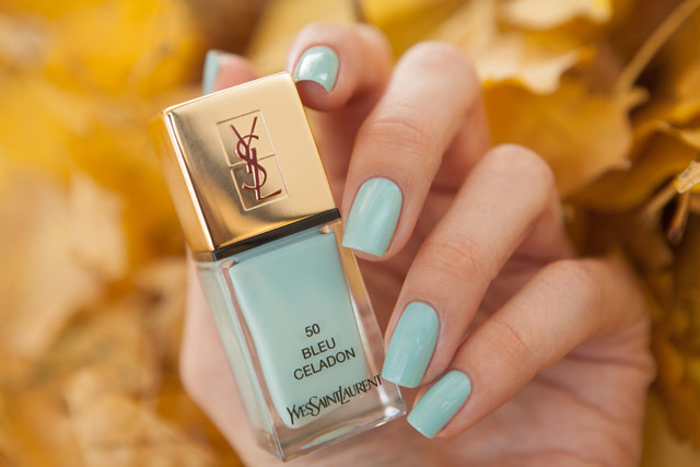 YSL Bleu Celadon