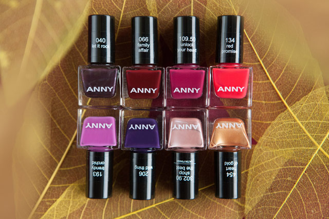 ANNY Happy Thanksgiving collection