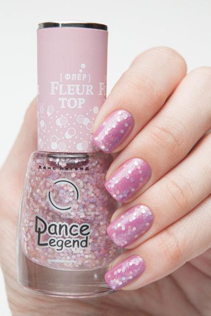 Dance Legend Fleur Top