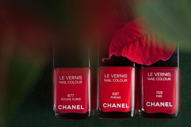 Chanel Rouge Rubis Phenix Fire