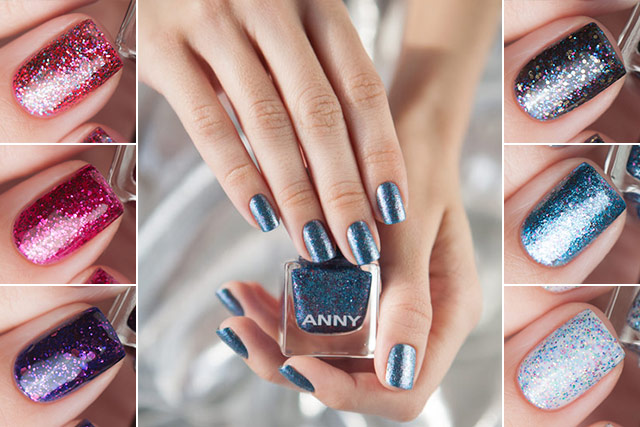 ANNY Glittery New Year - Confetty Party in N.Y. collection