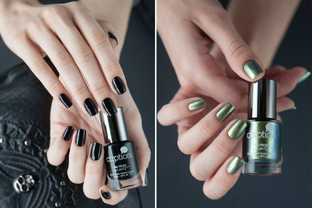 Young Nails Caption Look Don T Touch If Only I Had Wings Anya Gorelova
