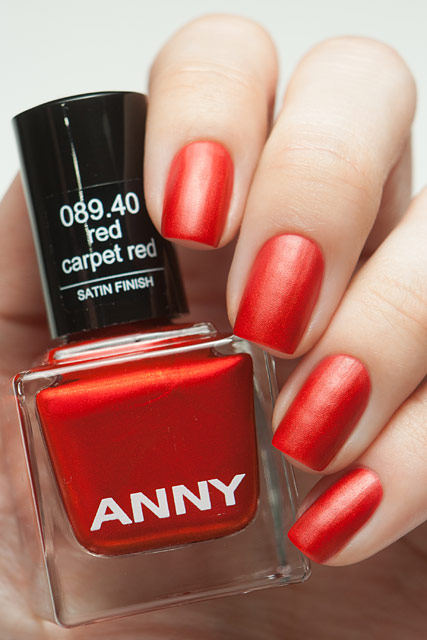 ANNY 089.40 Red Carpet Red
