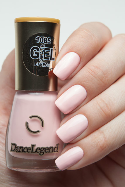 Dance Legend 1085 Эмаль Gel-Effect Mini