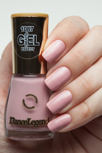 Dance Legend 1087 Эмаль Gel-Effect Mini