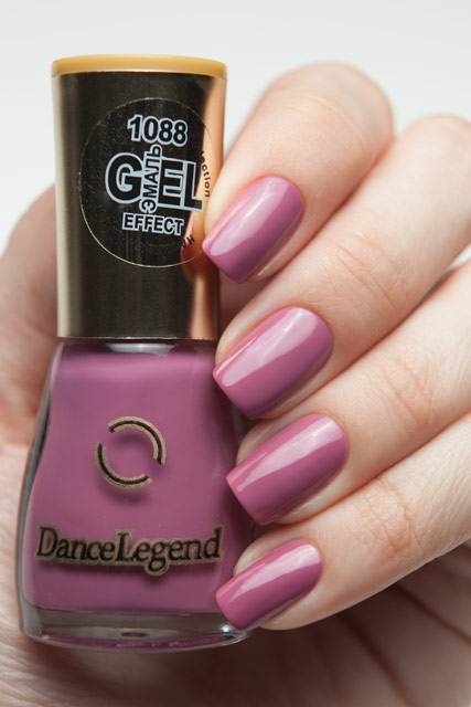 Dance Legend 1088 Эмаль Gel-Effect Mini