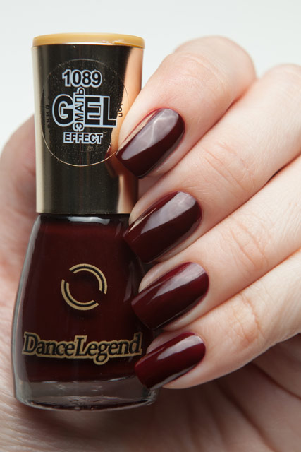 Dance Legend 1089 Эмаль Gel-Effect Mini