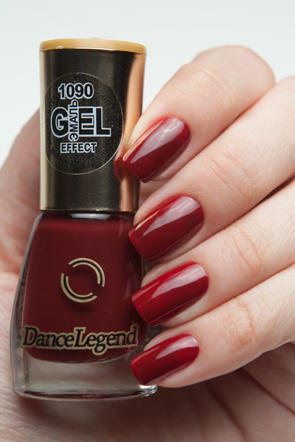 Dance Legend 1090 Эмаль Gel-Effect Mini