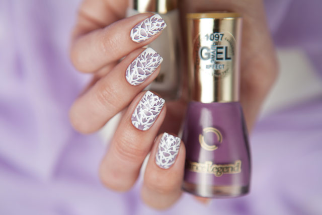 Dance Legend Эмаль Gel-Effect Mini 1094 1098 MoYou London Fashionista 07