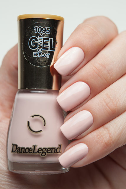 Dance Legend 1095 Эмаль Gel-Effect Mini