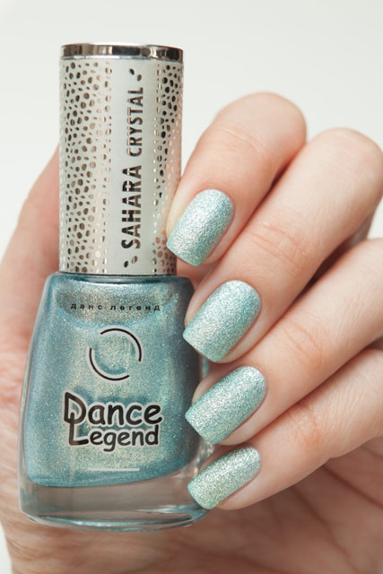 Dance Legend 50 Nickel Sahara Crystal Metal