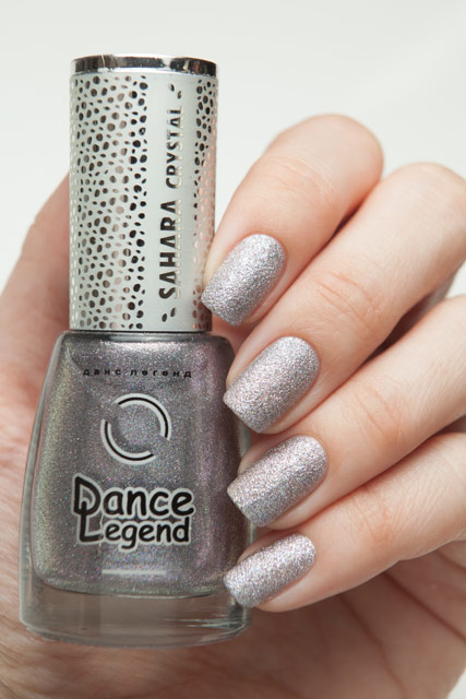 Dance Legend 51 Platinum Sahara Crystal Metal