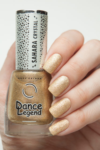 Dance Legend 52 Aurum Sahara Crystal Metal