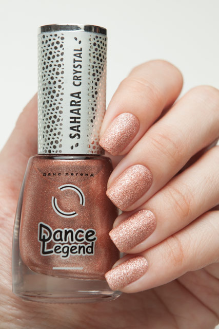 Dance Legend 53 Cuprum Sahara Crystal Metal