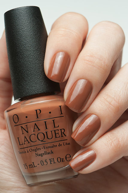 OPI NL N40 Ice-Bergers & Fries