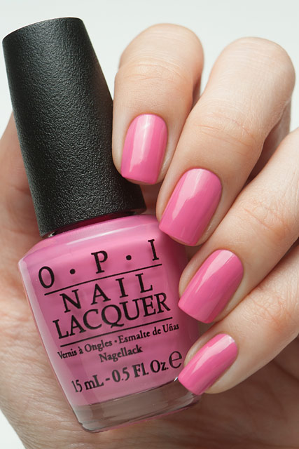 OPI NL N46 Suzi Has a Swede Tooth