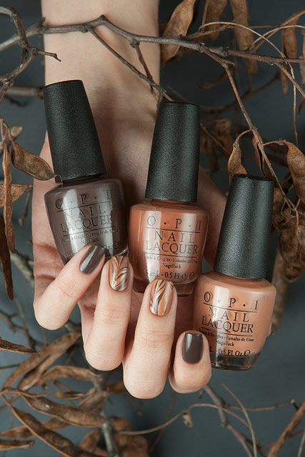 OPI Nordic collection How Great is Your Dane