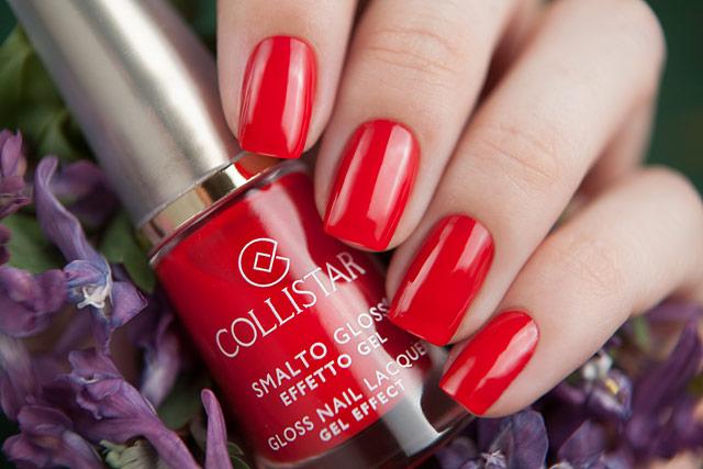 Collistar 580 Rosso Sofia