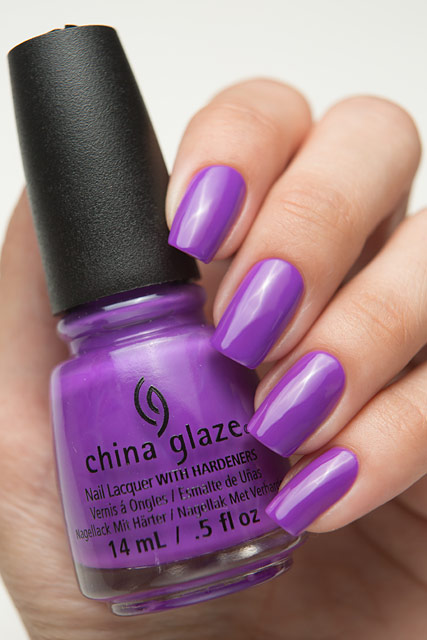 China Glaze 82601 Plur-Ple