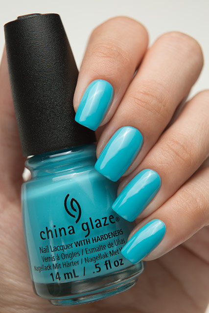 China Glaze 82607 UV Meant To Be
