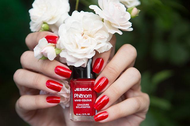 Jessica Phenom Phen-021 Jessica Red