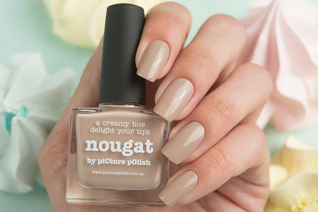Picture Polish Nougat
