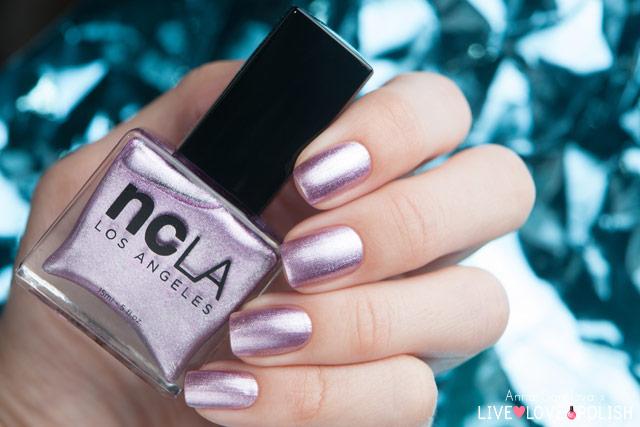 NCLA 022 Let's Pop Bottles Pink Champagne