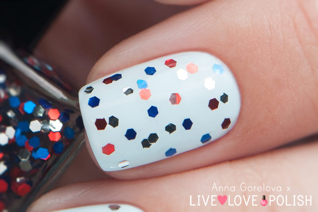 NCLA 039 United States of Glitter