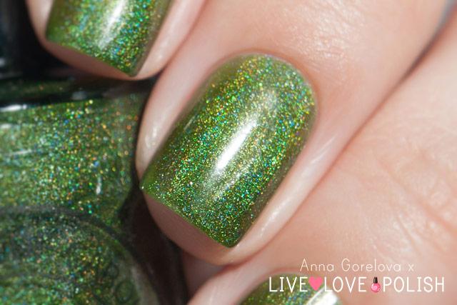 Colores de Carol Emerald