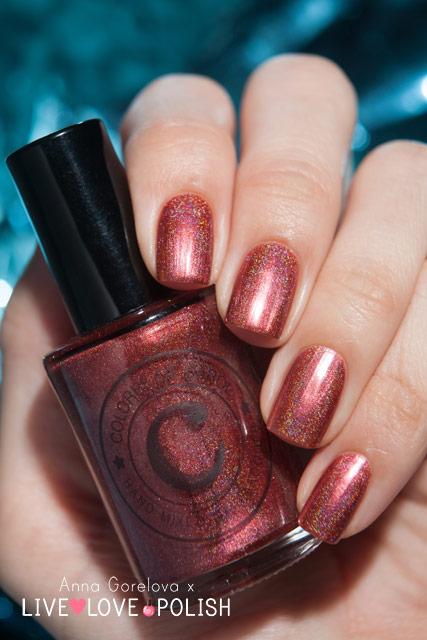 Colores de Carol Vintage Ruby