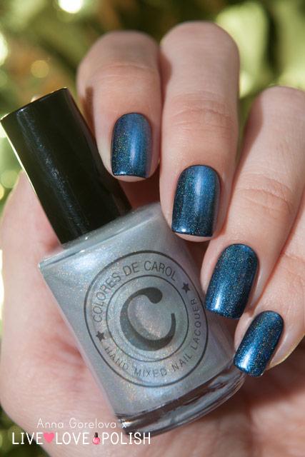 Colores de Carol White Opal