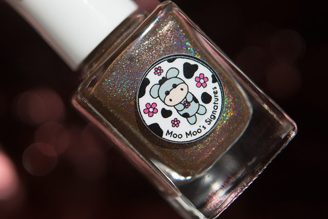 Moo Moo's Signatures Holo Burrow