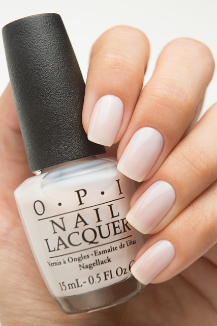 OPI NL T66 Act Your Beige!