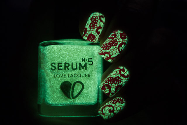 Serum No 5 Beam Me Up