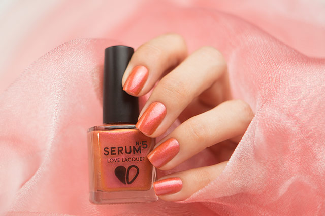 Serum No 5 Sunset Flare