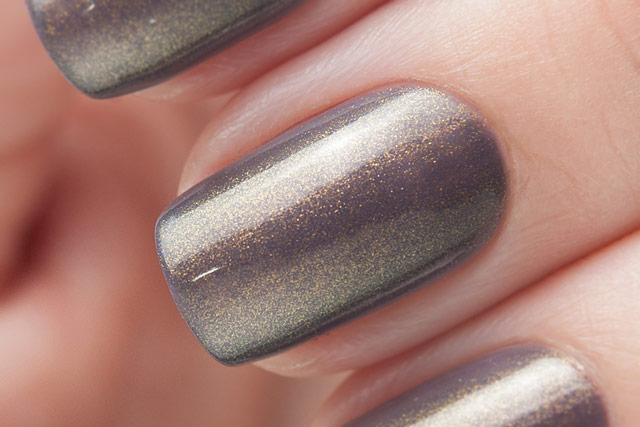 China Glaze 1321 Choo-Choo Choose You