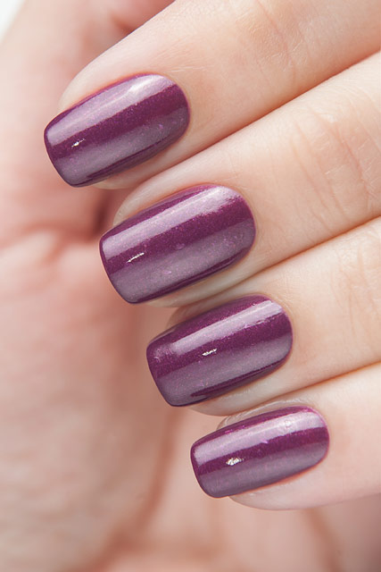 China Glaze 1323 Nice Caboose!