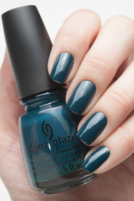 China Glaze 1328 Well Trained