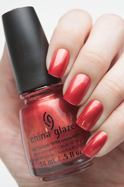 China Glaze 1331 Stop That Train!