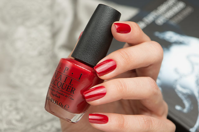 OPI NL F75 Romantically Involved