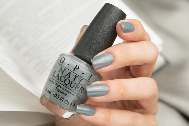 OPI NL F79 Embrace the Gray