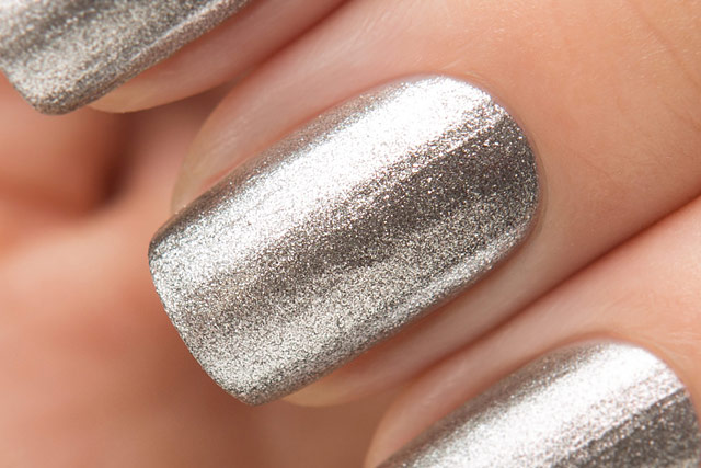 China Glaze 82709 Check Out The Silver Fox